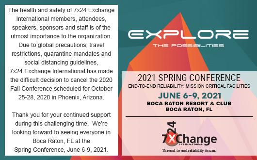 2021 Spring Conference Banner