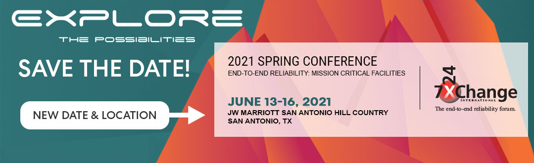 7x24 Exchange 2021 Spring Conference